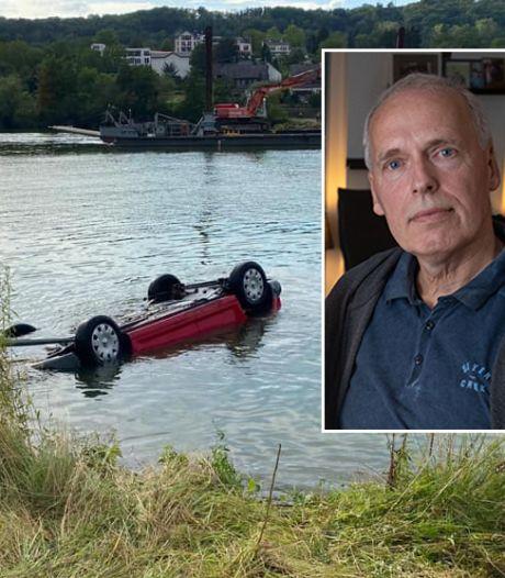 Heldendaad van Jacob (60) uit Marknesse kan drama in Duitse rivier niet voorkomen