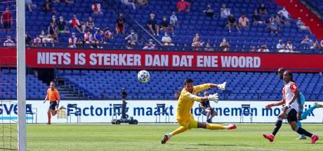 Feyenoord mag tegen FC Twente 2000 fans meer toelaten