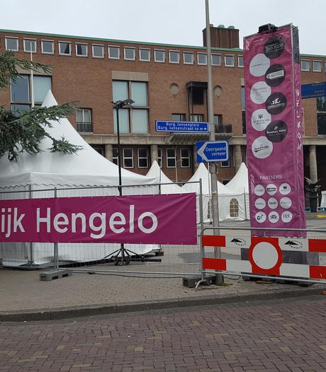 Eetfestijn in Hengelo in de startblokken