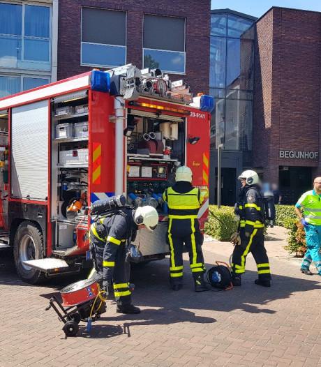 Brand in zorgcomplex Catharinenberg Oisterwijk