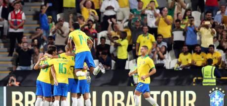 Brazilië verslaat Zuid-Korea en weet weer wat winnen is