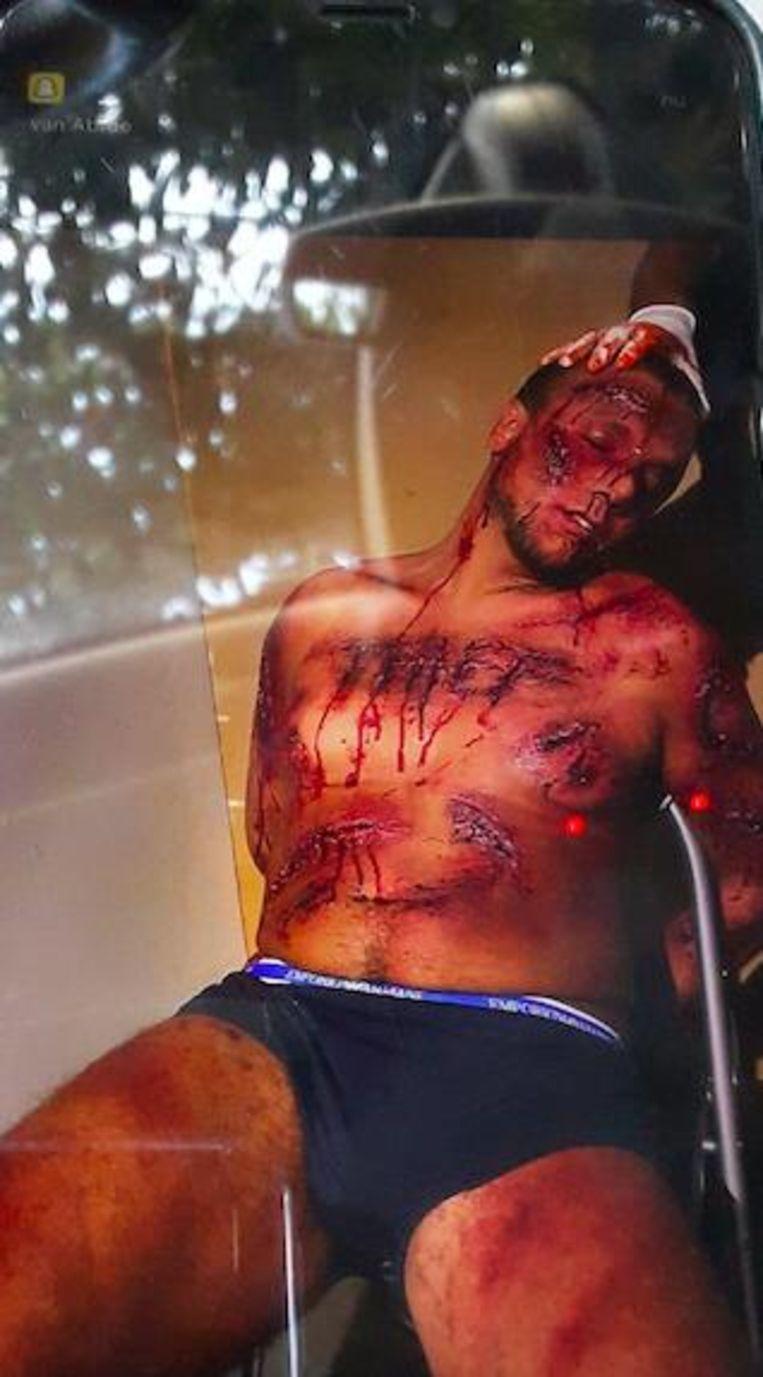 Gabriël C. probeerde al verschillende keren te doen geloven dat hij was overleden. Zo doken er onder meer nagemaakte foto's op die moesten aantonen dat C. was gefolterd en vermoord.