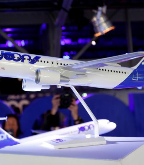 'Air France-KLM houdt prijsvechter Joon toch in de lucht'