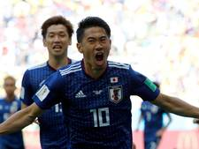 LIVE: Colombia na slimme vrije trap weer naast Japan