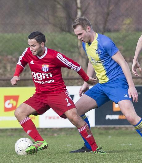 FC Suryoye Mediterraneo wint opnieuw van koploper Vogido