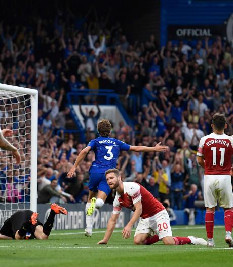 Alonso bezorgt Chelsea zege in Londense derby