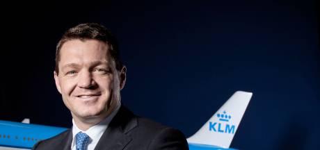 'KLM-topman Elbers mag aanblijven'