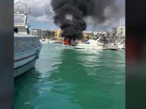 Cinq Belges gravement blessés dans l'explosion d'un bateau à moteur en Espagne