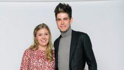 Heugelijk nieuws: Wout van Aert en Sarah De Bie verwachten eerste kindje