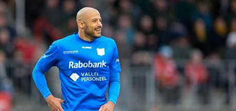 Powel duikt weer op bij GVVV; ex-prof traint mee met tweede elftal