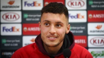 """Amallah hoopvol voor match van de waarheid: """"Ik denk dat we het Arsenal moeilijk gaan maken"""""""