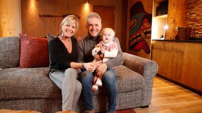 """Christoff komt op adem samen met zijn zus Lindsay en haar dochter: """"Mijn nalatenschap voor Lisa-Marie, daar ben ik nu al mee bezig"""""""