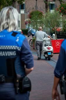 Ondernemers centrum Wijchen: scooter is gevaarlijk én er is te weinig stallingsplek