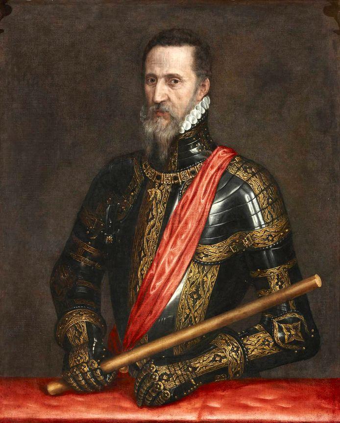 De hertog van Alva.