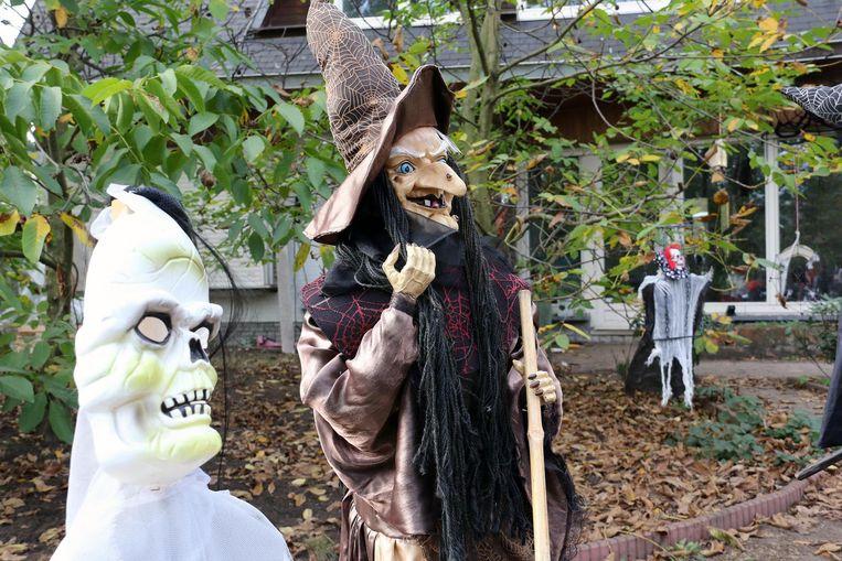 Wat Zeg Je Met Halloween.Kinderen Mogen Griezelen In Voortuin Herselt In De Buurt