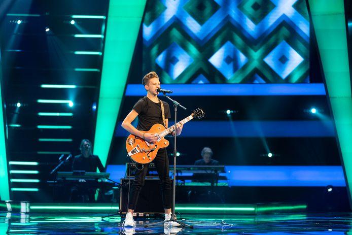 Dax, winnaar van The Voice Kids.