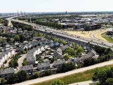 Grote zorgen bij bewoners walwoningen A2 over verbreding snelweg: 'Zo wordt het onleefbaar'
