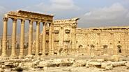 """IS blaast weer tempel op in Palmyra"""