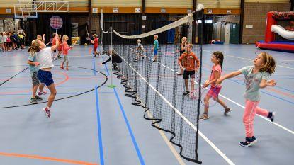 Kinderen sluiten zomervakantie sportief af