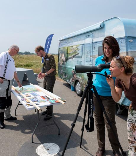 Natuurmonumenten zoekt Deltawachters: week in een caravan aan de Oosterschelde