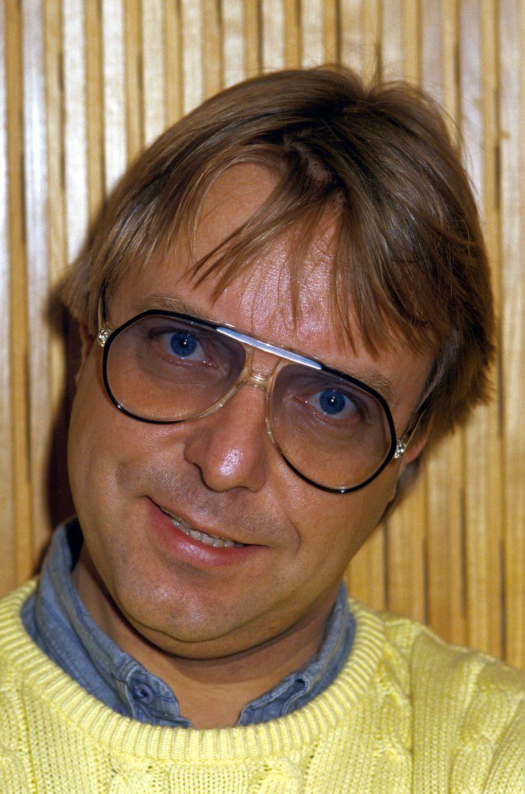 Portret van Tom Mulder in 1981. Beeld ANP Kippa