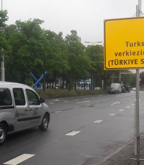Felle kritiek op Turkse borden krijgt bijval