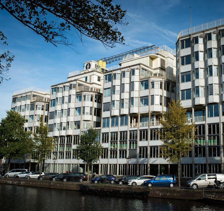 P.C. Hoofthuis Beeld Mats van Soolingen