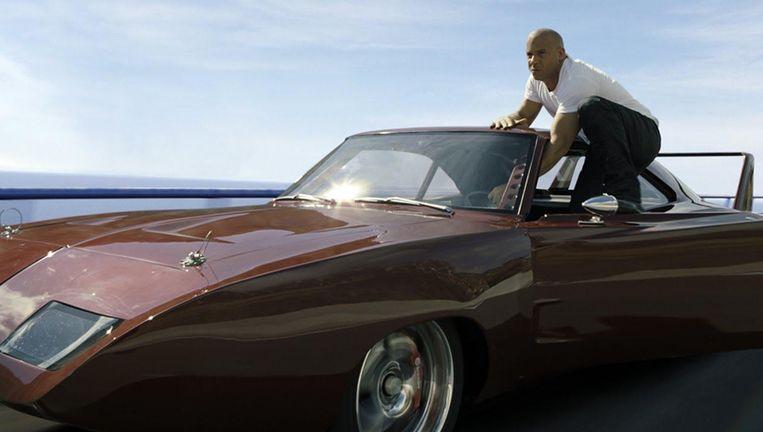 Vin Diesel in Furious 6 Beeld null