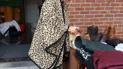 Cindy wil Deinze in wollen kleedje stoppen
