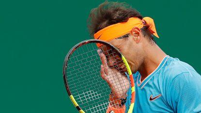 Fognini houdt Nadal uit finale - Mertens treft Kasatkina in eerste ronde Stuttgart