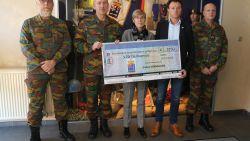 Competentiecentrum geeft 3750 € aan De Klaproos!