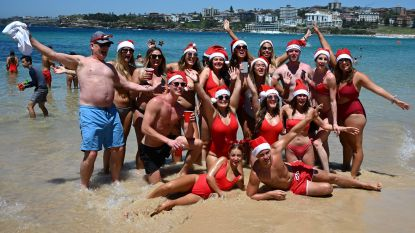 Hete kerst in Australië tot 47°