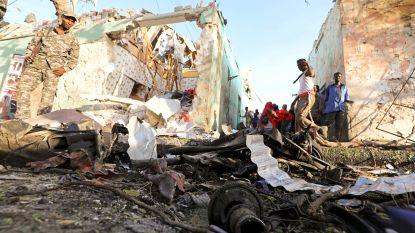 Bomauto ontploft voor populair hotel in Somalië: zeker veertien doden