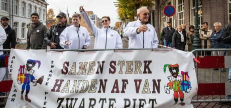 In Weesp wil alleen Sinterklaascomité Zwarte Pieten