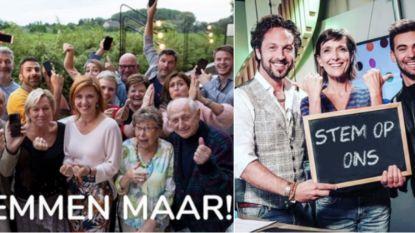 IN BEELD. Titanenstrijd tussen 'Thuis' en 'Familie' gaat weer van start: welke soap is de beste?