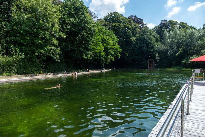 Zwemvijver Boekenberg.