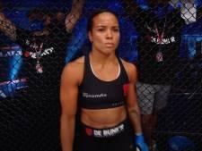 Dit is de best betaalde vrouwelijke MMA-vechter van Nederland