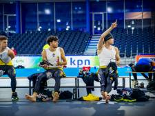 Junioren tussen wereldtoppers op NK clubs: 'Hartstikke leuk'