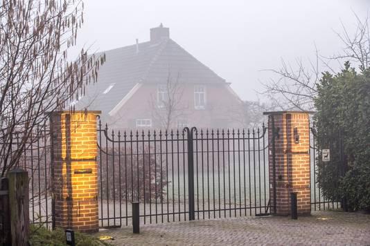 Het nieuwe chateau van de Meilandjes in Hengelo.