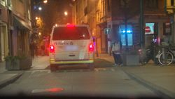 VIDEO. Extra controles en patrouilles in Antwerpen-Noord