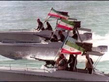 Iran entert twee olietankers in Straat van Hormuz
