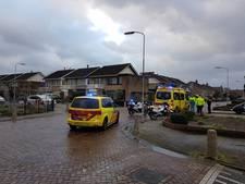 Man zwaargewond door vallende dakpan in Weurt