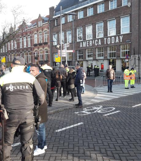 Politie tevreden over intocht Sinterklaas Den Bosch, confrontatie op de snelweg voorkomen