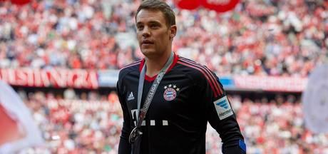 Neuer mist seizoensstart Bayern München door voetblessure
