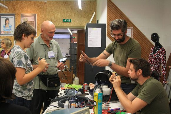 Illustratiebeeld Repair Café