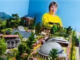 Modelbouwvrouw Marleen leeft in een huis vol hobby