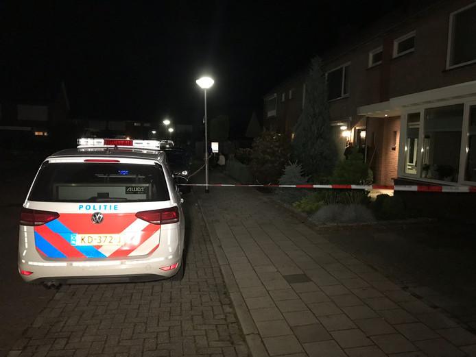 Gewonde vrouw aangetroffen in Denekamp.