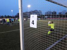 Notaris telt 1.459 penalty's bij wereldrecordpoging in Uden