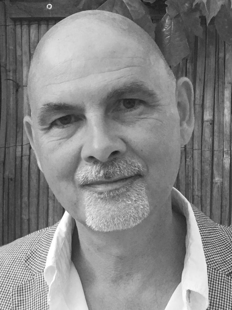 Marco van de Klundert, zakelijk directeur Nieuw Vocaal Amsterdam. Beeld
