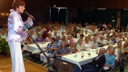 Twintigste seniorenfeest met Jacky Lafon